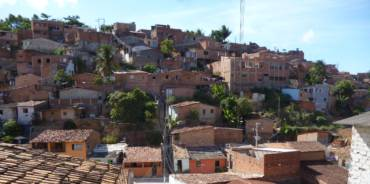 Happy favelas in Brazil