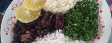 It´s time to eat feijoada in Brazil