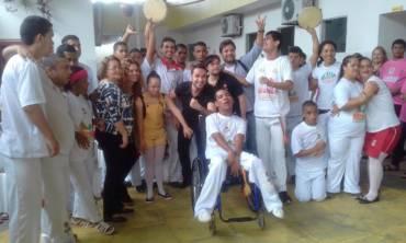 Volunteering stories: Capoeira Therapy