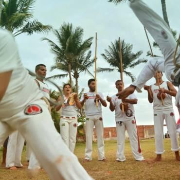 Portugiesisch und Capoeira