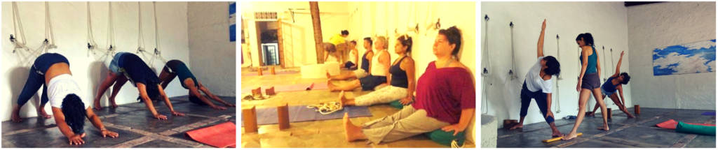 Iyengar Yoga in Brazil