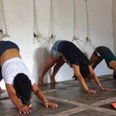 Portugiesisch und Yoga
