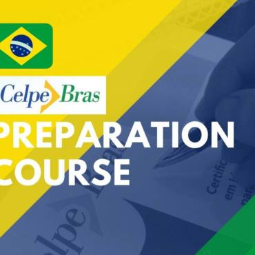 Celpe-Bras Preparation Course