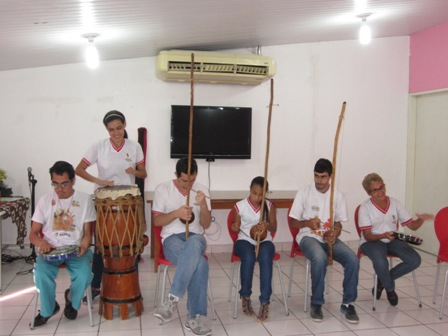 Capoeira Music Therapy