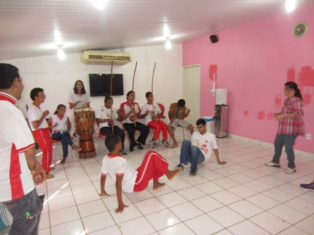 Volunteer Capoeira Project in Brazil